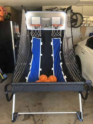 Basketball Arcade Game 2-Player for Sale in Fort Worth, TX