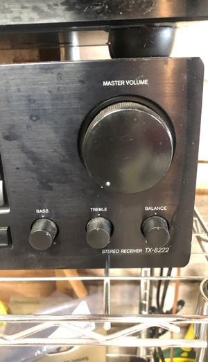 Onkyo stereo receiver TX-8222 for Sale in Houston, TX