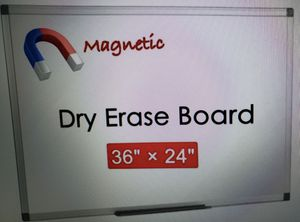 Dry Erase Board - Magnetic for Sale in Williamsburg, MI