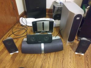 Sanyo sound surround DVD player for Sale in St. Louis, MO