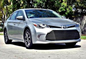 2013_ Toyota Avalon V6, 3.5 Emergency Interior Trunk Release for Sale in Martinsburg, WV