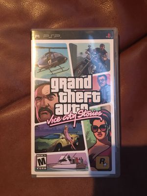 PSP Grand Theft Auto: Vice City Stories for Sale in East Kingston, NH