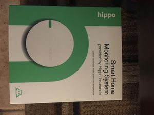 Hippo smart home monitoring system for Sale in Fayetteville, AR