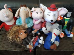 """Authentic TY Beanie Babies """"Sing"""" Collection for Sale in Pflugerville, TX"""