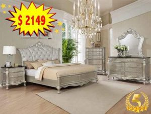 Bedroom Set Sale for Sale in Houston, TX