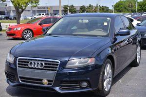 2011 Audi A4 for Sale in Apopka, FL