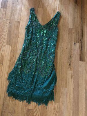 Flapper girl dress for Sale in Herndon, VA