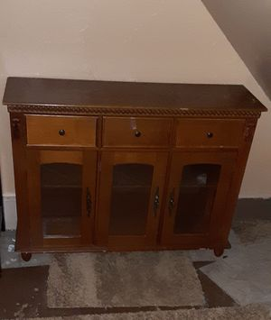 Dresser/cabinet for Sale in Springfield, MA