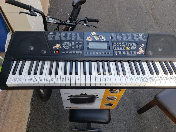 Rockjam piano synthesizer for sale