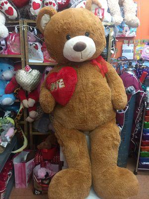 Big Teddy Bear 6ft/ Oso de Peluche de 6 ft for Sale in Garland, TX