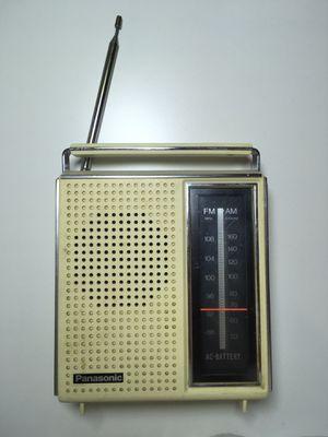 Vintage Panasonic radio for Sale in Portland, OR