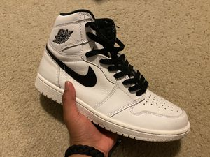 "Jordan 1 Retro OG High "" Yin Yang"" size 11 for Sale in San Antonio, TX"