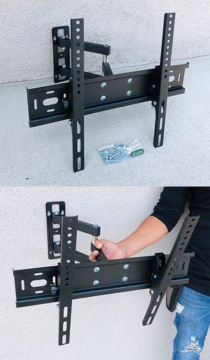 "New in box $22 Full Motion 26""-55"" TV Wall Mount Bracket Swivel Max Weight 100lbs, VESA 100-400mm for Sale in Whittier, CA"