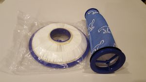 Dyson Vacuum Cleaner Washable Pre Motor HEPA Post Motor Filter Kit for bagless vacuum DC 41, DC 65, DC 66, keep the air fresh and clean.. New for Sale in Long Beach, CA