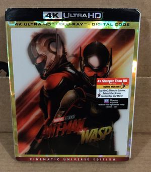 Marvel Studios Ant-Man & the Wasp 4K Ultra HD (No digital) for Sale in Los Angeles, CA