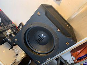 Polk audio 12inch for car for Sale in Fresno, CA