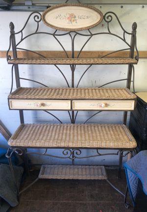 Bakers rack. for Sale in Las Vegas, NV