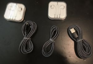 Iphone Chargers & Headphones for Sale in Memphis, TN