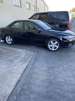 2007 Mazda 6 clean title for Sale in Dallas, TX