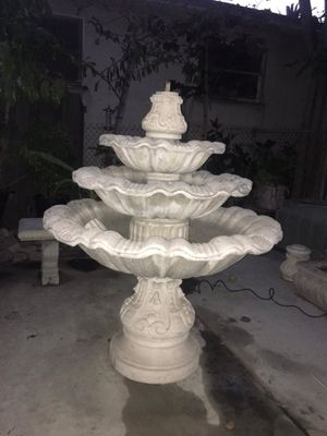 Water Fountain for Sale in Irwindale, CA