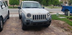 Jeep liberty 2002 sport for Sale in Homestead, FL