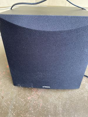 Yamaha powered subwoofer for Sale in Stafford, VA