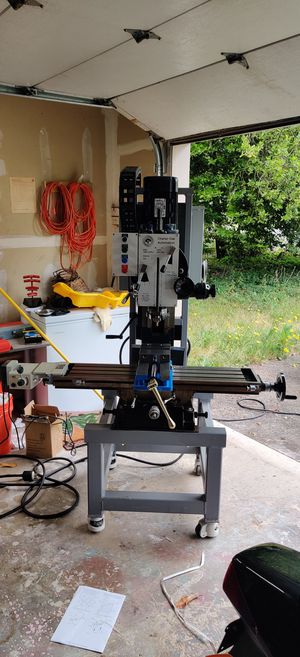 Charter Oak Bench Top Mill / Milling Machine for Sale in Portland, OR