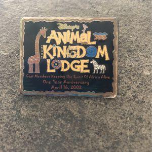 CAST MEMEBER ONLY PIN DISNEY ANIMAL KINGDOM LODGE for Sale in Henderson, NV