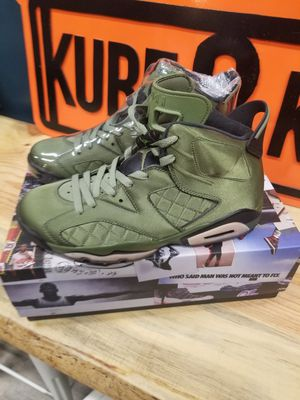 Jordan Retro 6 premium flight jacket for Sale in Phoenix, AZ