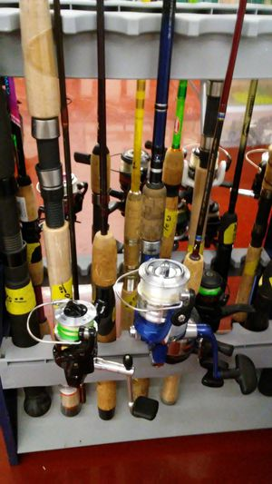 $15-$40Poles ReelsTackle NEW for Sale in Eugene, OR