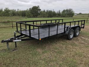 16x82 Trailer 2ft Tall for Sale in Austin, TX