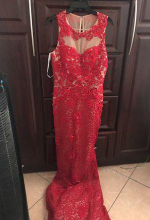 Ruby dress 150 new for Sale in Hialeah, FL