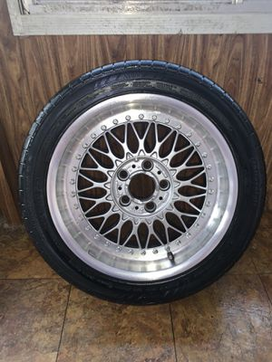 Bmw style 5 wheel. RC 090 BBS Wheel for Sale in Azusa, CA