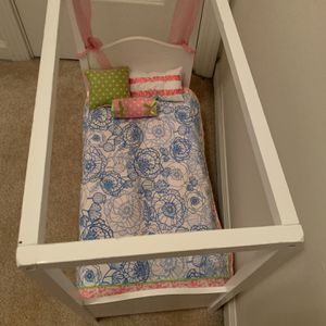 American Girl Doll Bed /authentic for Sale in Downers Grove, IL