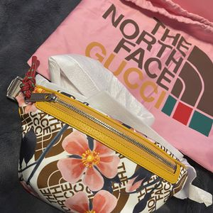 The North Face X Gucci - Belt Bag (Fanny Pack) for Sale in Englewood, CO