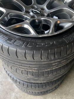 Chrysler 300 Stocks Wheels for Sale in Newman,  CA