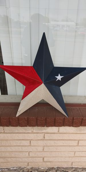 """Large 24"""" Metal Star for Sale in Lancaster, TX"""