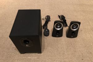 Logitech Speaker & subwoofer system for Sale in Virginia Beach, VA