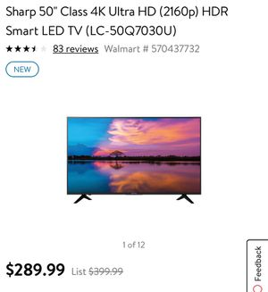 Sharp smart tv for Sale in Union, MO