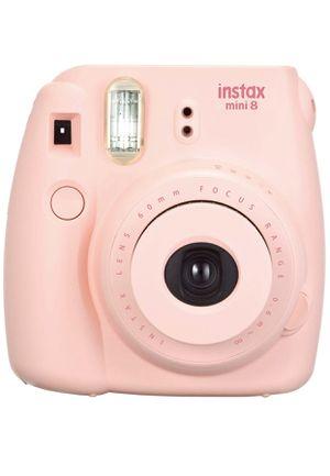Fujifilm Instax Mini 8 Instant Camera (Pink/Rose) for Sale in Fontana, CA