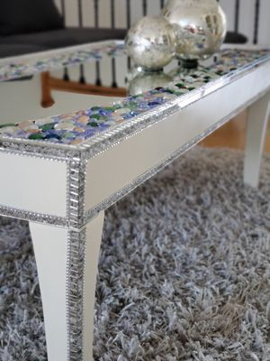 Mirrored coffee table. for Sale in St. Peters, MO