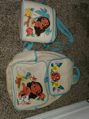 Moana Backpack for Sale in Plano, TX