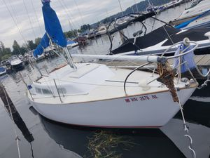 Price Drop - Live Aboard Sailboat for Sale in Bellevue, WA