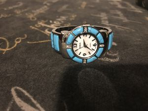 Bora Turquoise bracelet watch for Sale in Columbus, OH