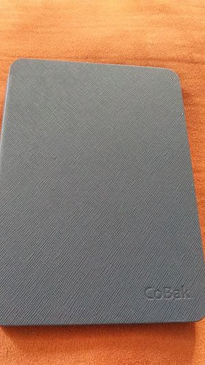 Kindle case from CoBak blue/grey brand new for Sale in Columbus, OH
