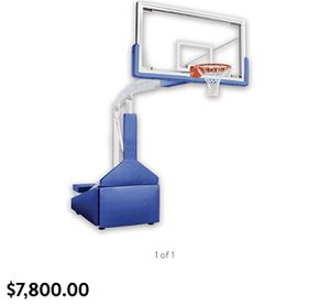 BEST OFFER BASKETBALL HOOP for Sale in Chillum, MD