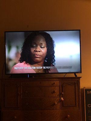 55 Inch Visio smart tv for Sale in Elk Grove Village, IL