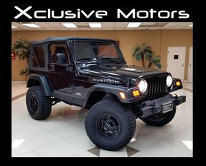 2004 Jeep Wrangler Rubicon 2dr Rubicon for Sale in San Diego, CA