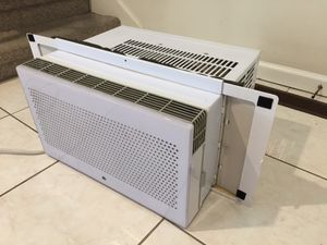 GE smart WiFi window air conditioner ac a/c a-c for Sale in Los Angeles, CA