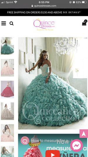 Quinceanera dress for Sale in Phoenix, AZ
